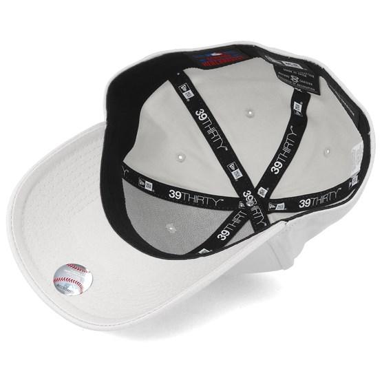 New York Yankees 39Thirty Beige Flexfit - New Era caps  7d2c288a769