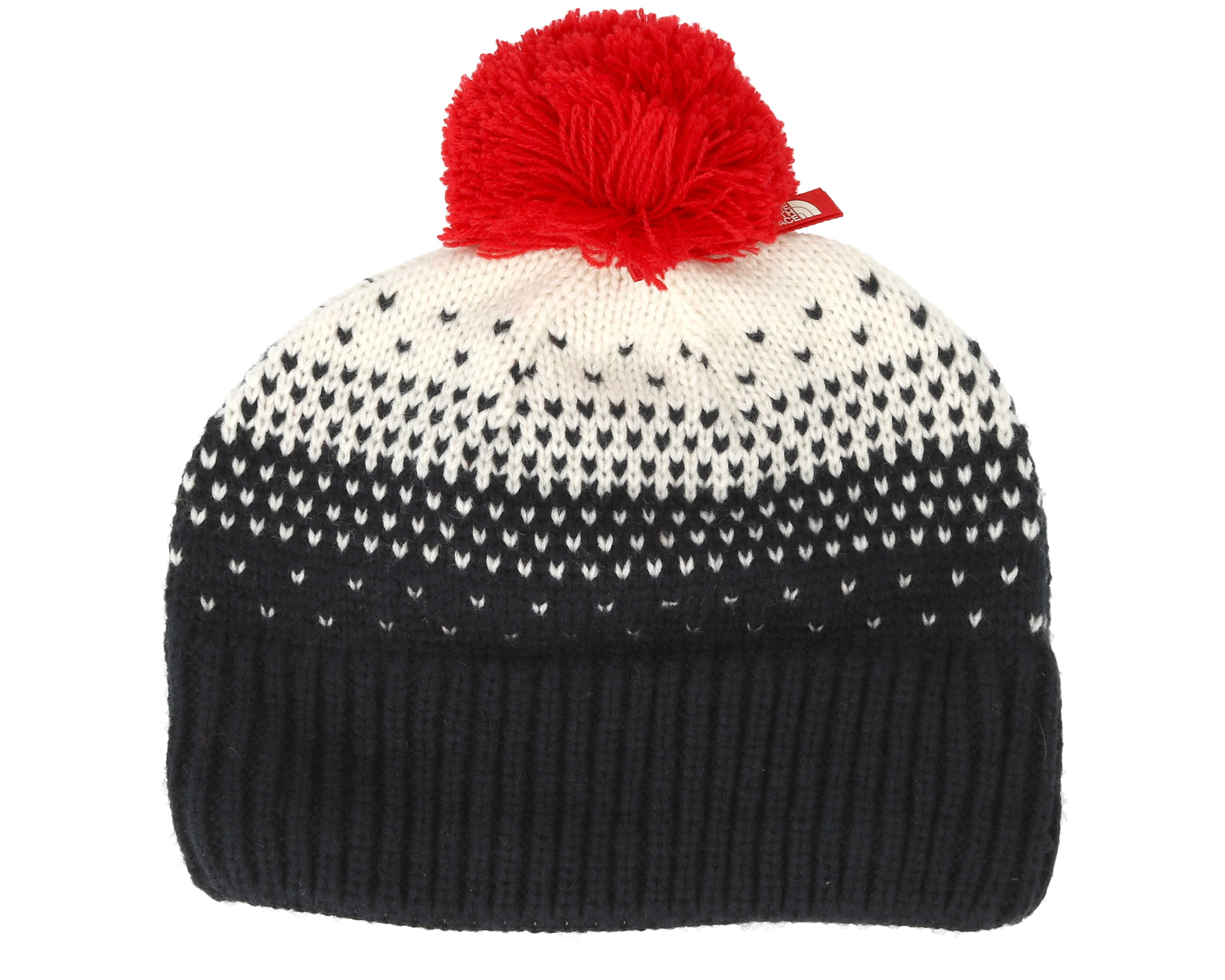 Youth Cosmic Blue Beanie - The North Face - bonnet   Hatstore.fr 15fce83454d
