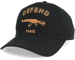 Jama Black Adjustable - Defend Paris