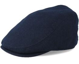 Mikey Navy Flat Cap - Goorin Bros.