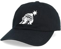 Brothers Dad Hat Black Adjustable - The Hundreds