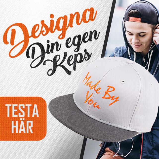 Köpa kepsar online gör du på Hatstore.se.