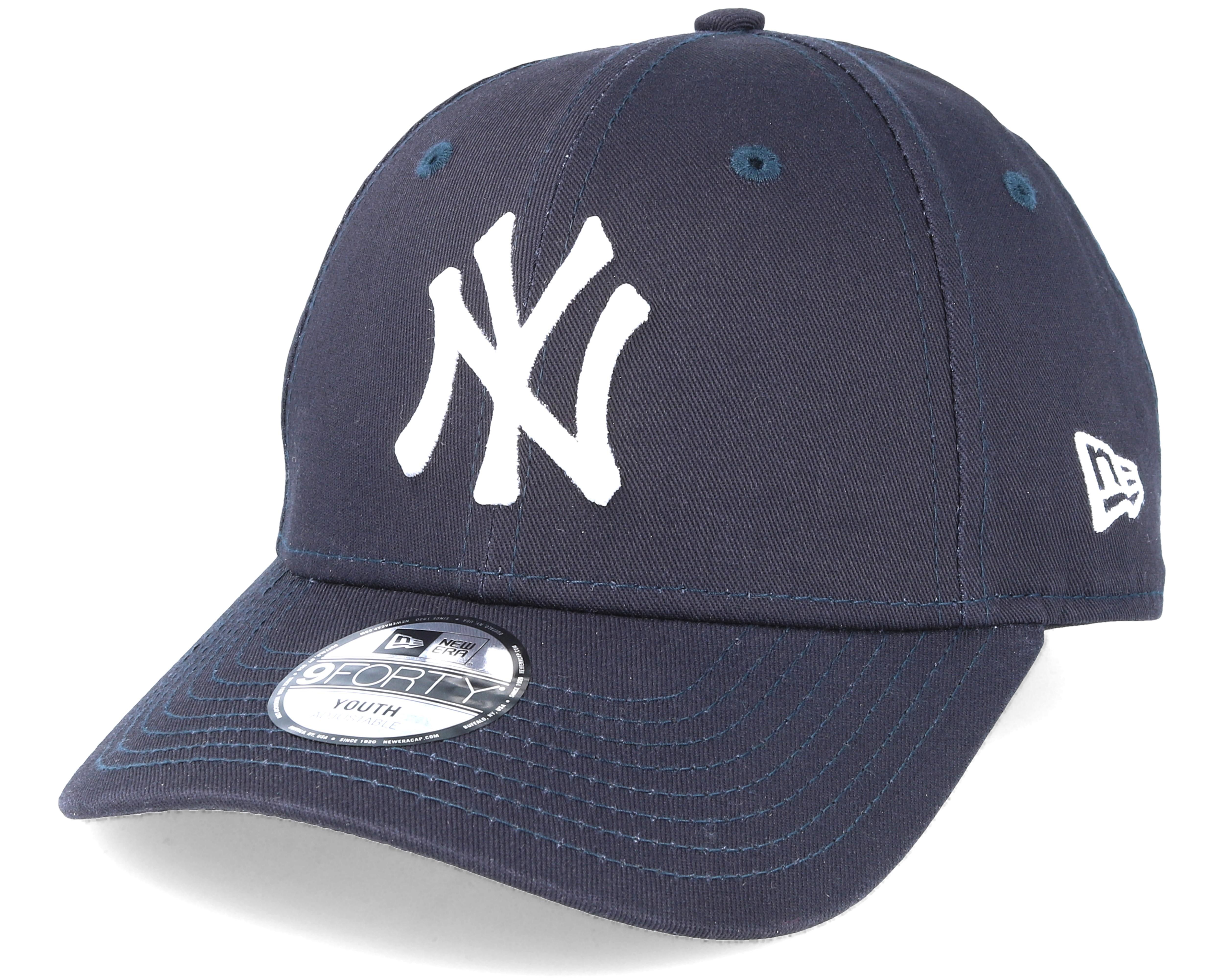 48a63e692e49e ... store kids ny yankees basic navy 940 adjustable new era caps hatstore  302df 92847