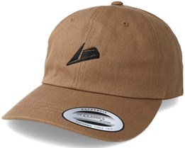 Black Logo Beige Dad Cap Adjustable - Sneakers