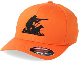 Hunting Team Orange Flexfit - Hunter