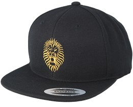 Roar Black/Gold Snapback - Lions