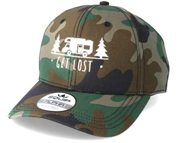 Get Lost Camo Adjustable - Wild Spirit