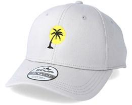 Palm And Sun Grey Adjustable - Wild Spirit