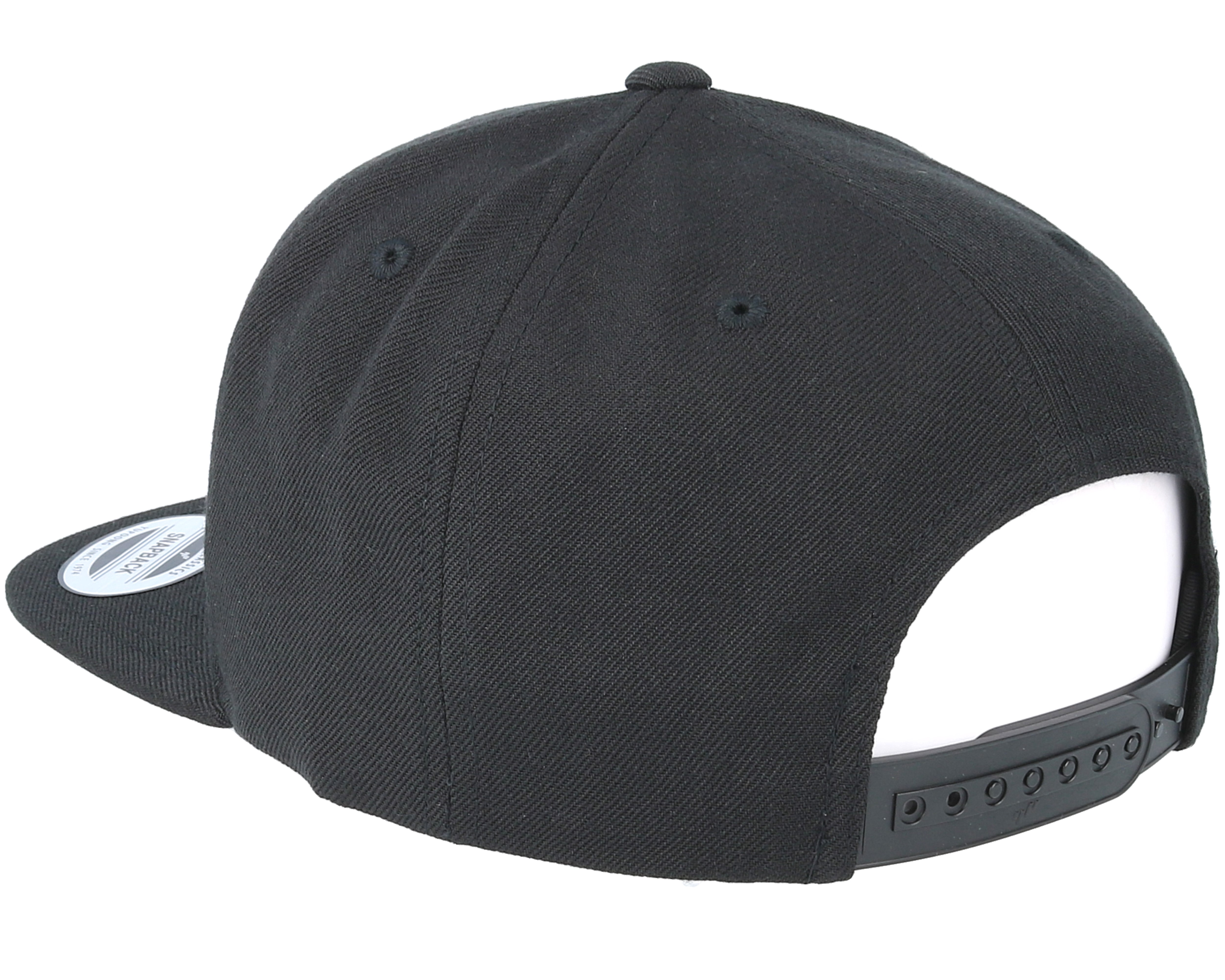 shades of nature black snapback wild spirit cap. Black Bedroom Furniture Sets. Home Design Ideas