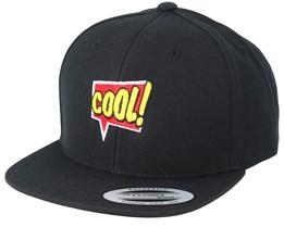 Cool Talk Black Kids Snapback - BOOM
