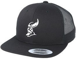 Silhouette Black Trucker - Vikings