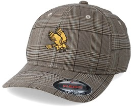 Eagle Black/Gold Fashion Brown Flexfit - Eagle