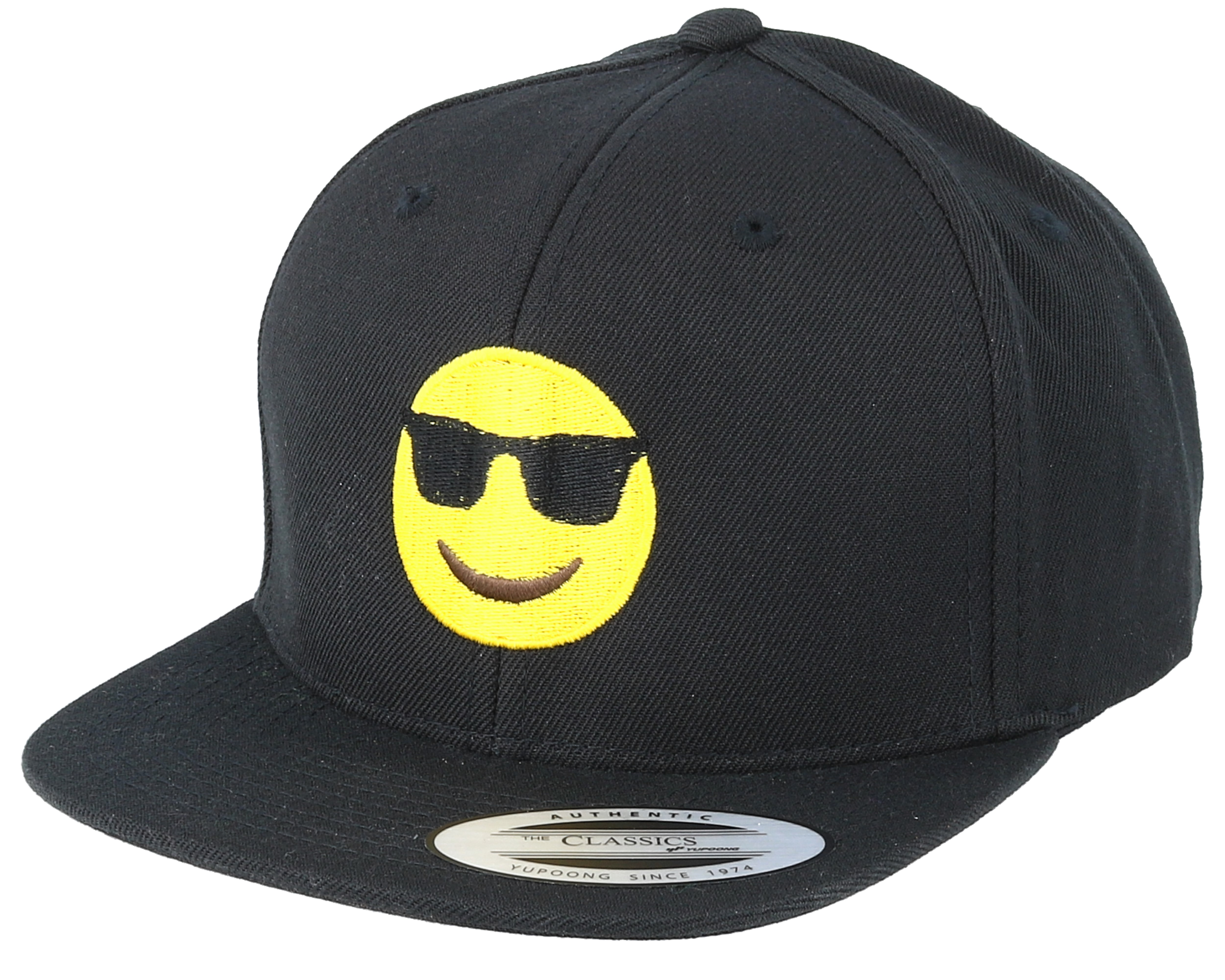 6015419616d ... germany kids emoji cool black snapback iconic caps hatstore 24cc3 49e63