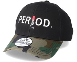Logo Black/Camo Adjustable - Period