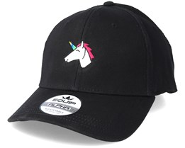 Unicorn Black Adjustable - Unicorns