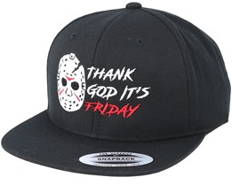 Friday Black Snapback - Scenes