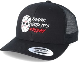Friday Black Trucker - Scenes
