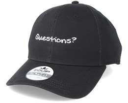 Questions? Black Adjustable - Iconic