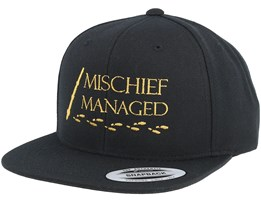 Mischief Managed Black Snapback - Scenes